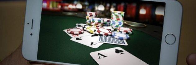 Poker online ancora in rosso in Italia